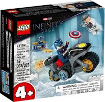 LEGO® Marvel Captain America and Hydra Face-Off