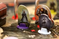 Legends of Andor: The Last Hope components
