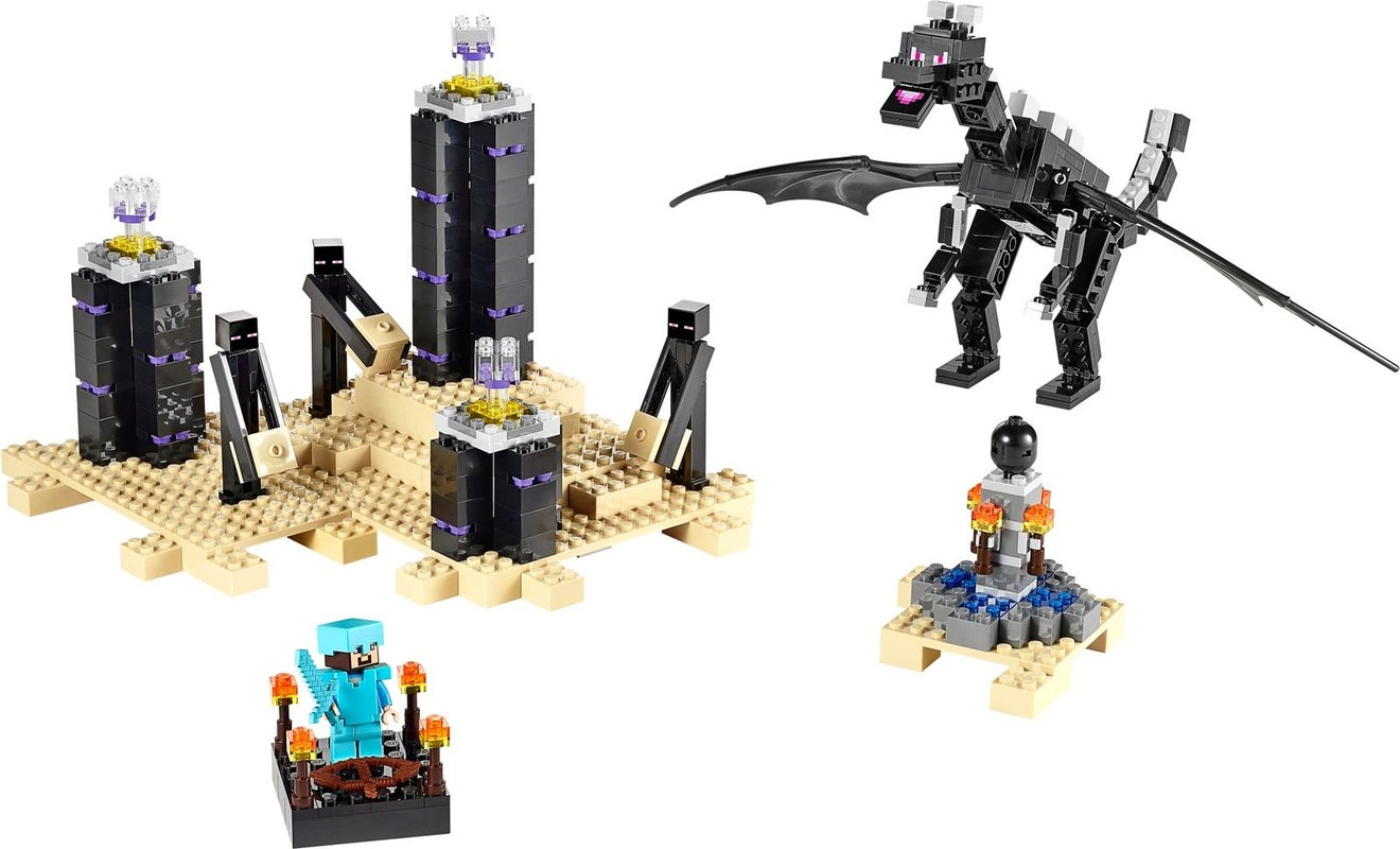 The Ender Dragon components