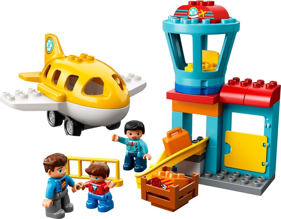 LEGO® DUPLO® Airport components
