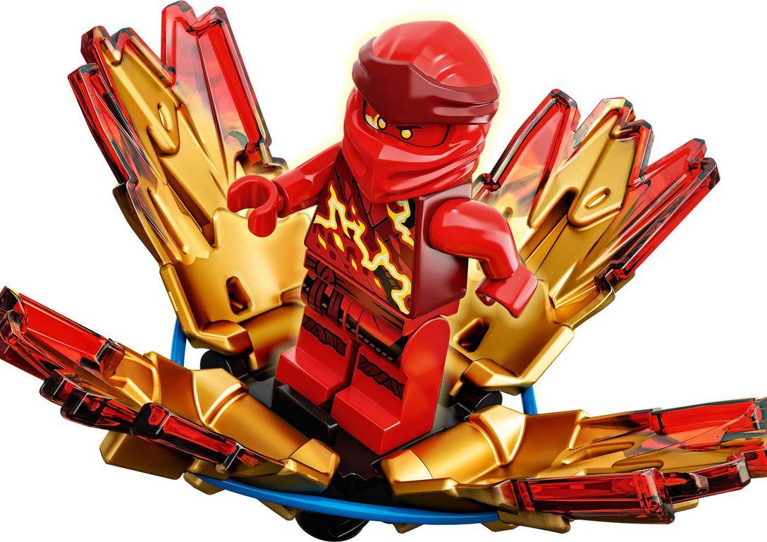 LEGO® Ninjago Spinjitzu Burst - Kai components