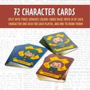 Harry Potter - Who is it? cards