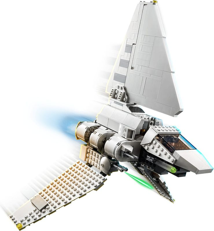 Imperial Shuttle™ components