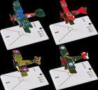 Wings of War: Deluxe Set miniatures