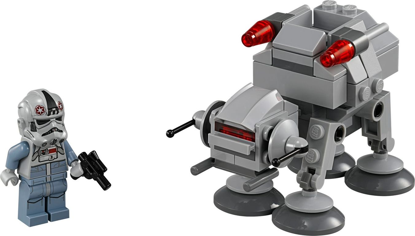 LEGO® Star Wars AT-AT™ Microfighter components