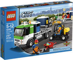 LEGO® City Recycling Truck