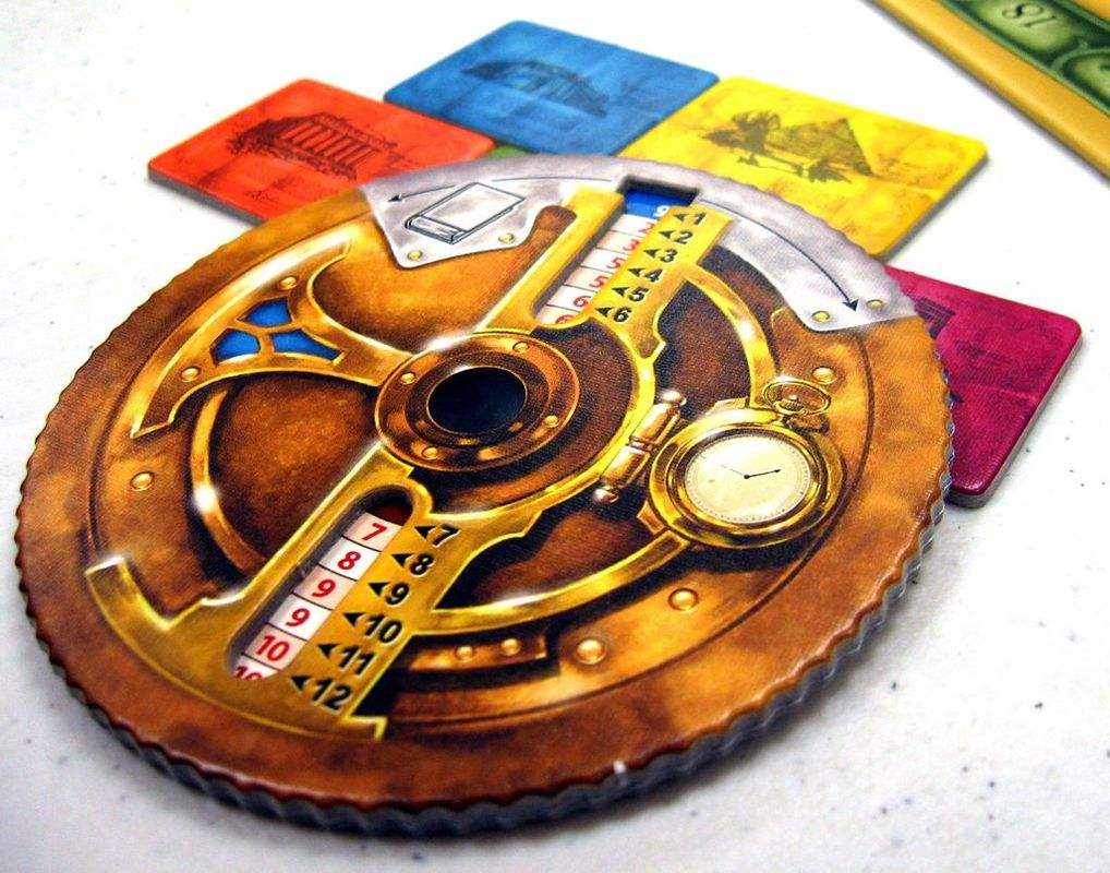 Thebes components