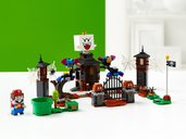 King Boo and the Haunted Yard Expansion Set components