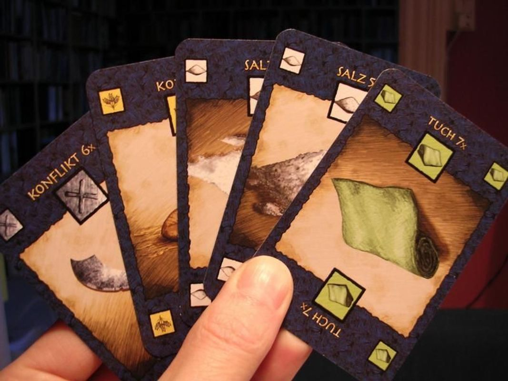 Meuterer cards