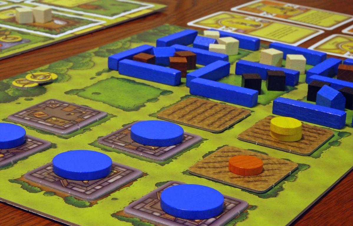 Agricola gameplay