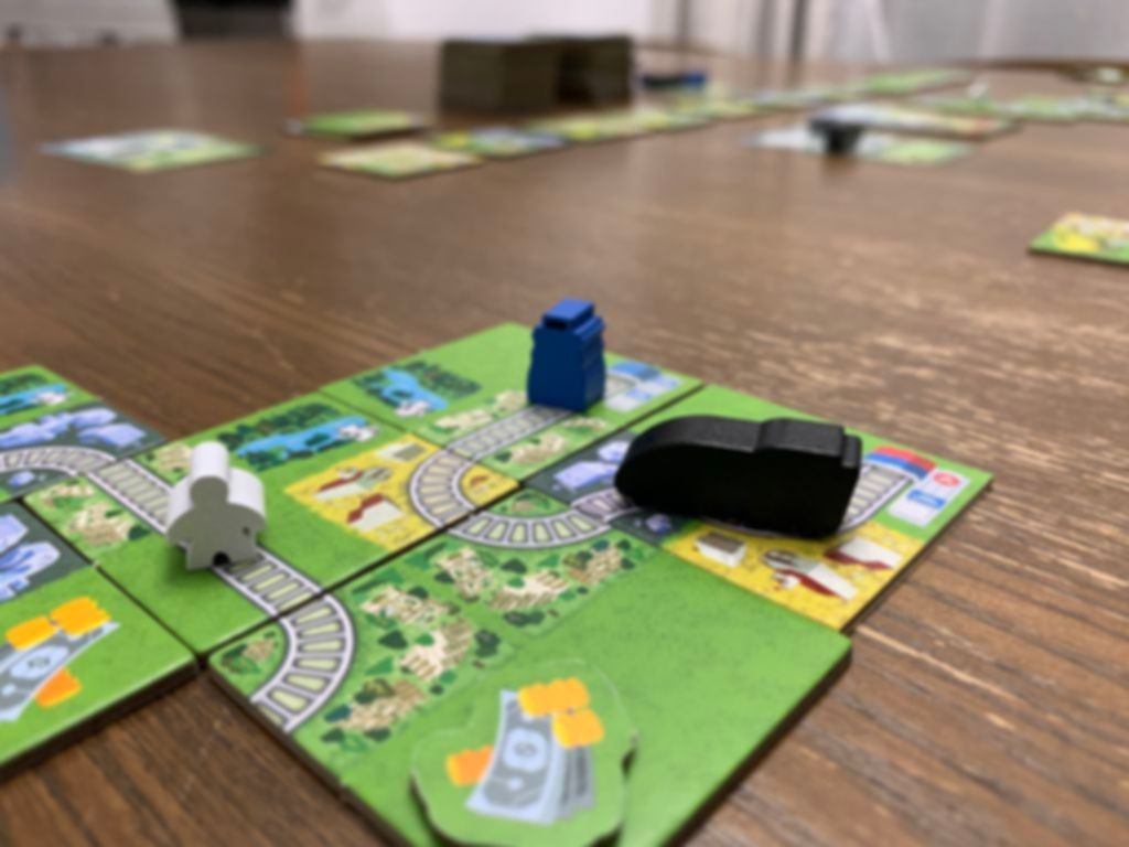 Traintopia gameplay