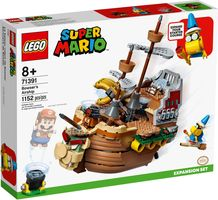 LEGO® Super Mario™ Bowser's Airship Expansion Set