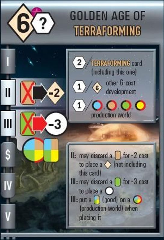 Race for the Galaxy: The Brink of War card
