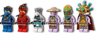 LEGO® Ninjago Catamaran Sea Battle minifigures