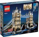 Tower Bridge back of the box