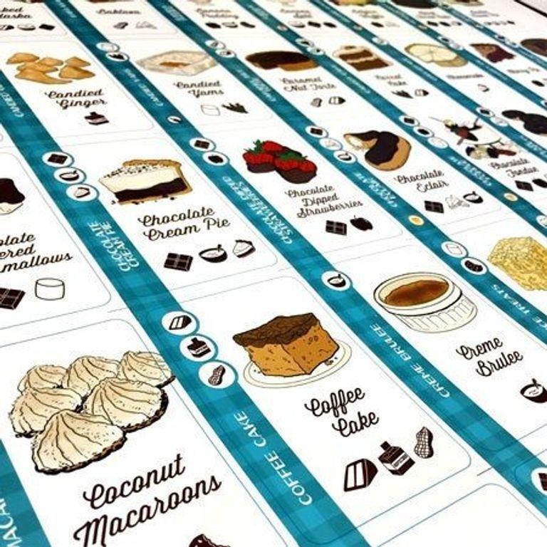 Just Desserts cards