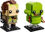 LEGO® BrickHeadz™ Peter Venkman™ & Slimer™ components
