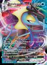Pokémon TCG: Inteleon VMAX League Battle Deck card