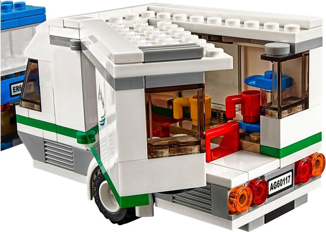 Van & Caravan interior