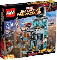 LEGO® Marvel Attack on Avengers Tower