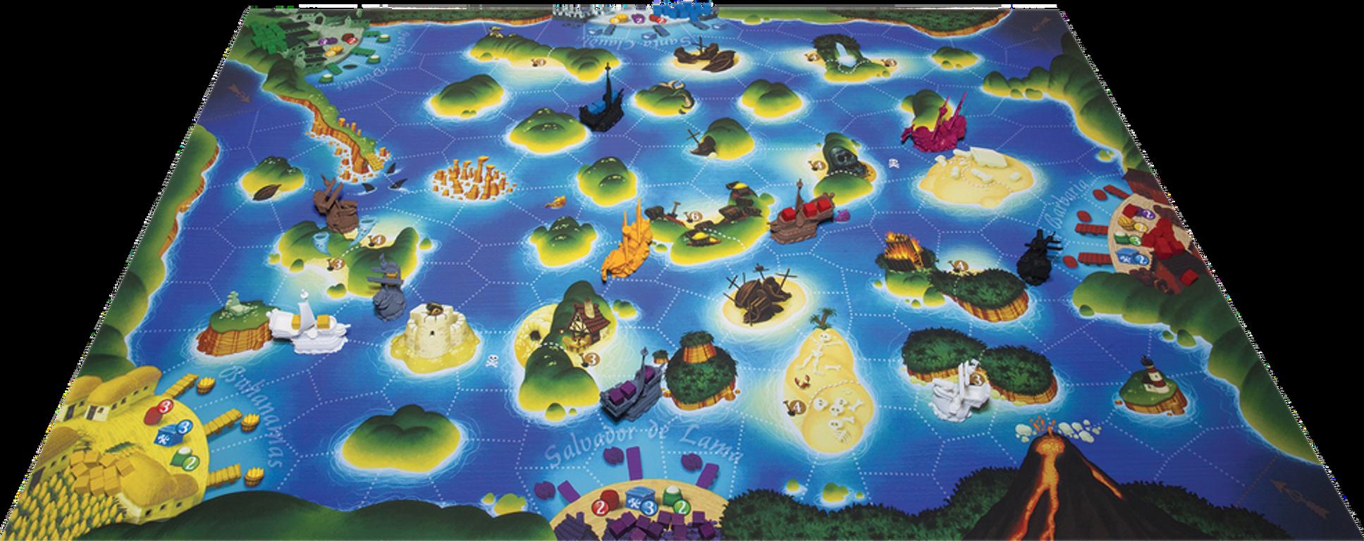 Black Fleet gameplay