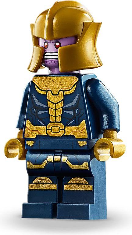 LEGO® Marvel Thanos Mech minifigures