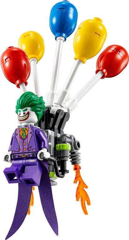 The Joker™ Balloon Escape components