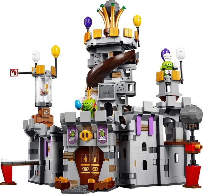 King Pig's Castle components