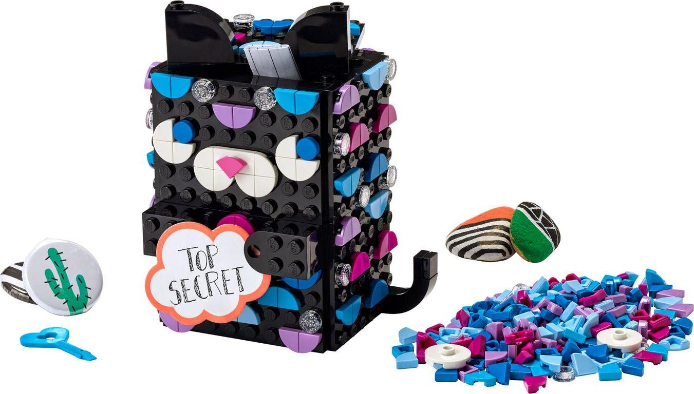 LEGO® DOTS Secret Holder components