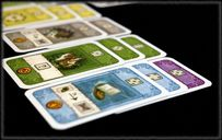 The Castles of Burgundy: The Card Game gameplay