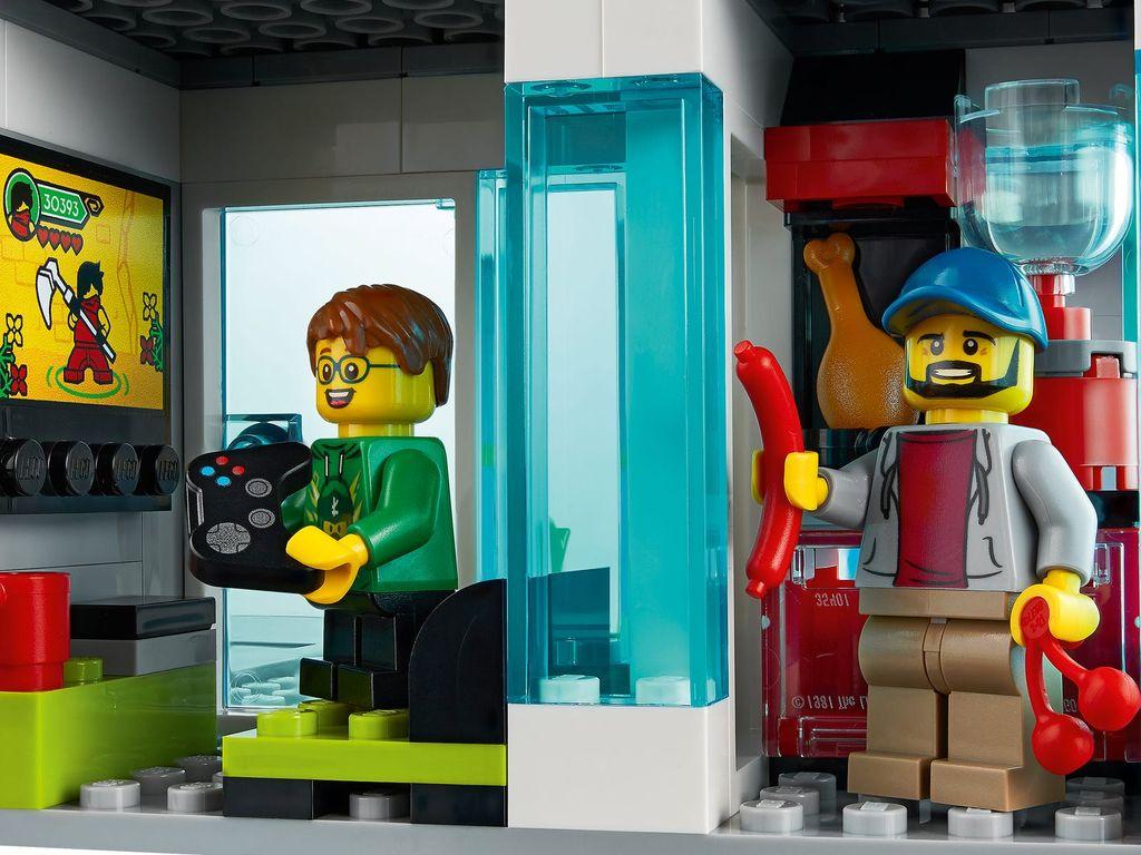 LEGO® City Family House interior