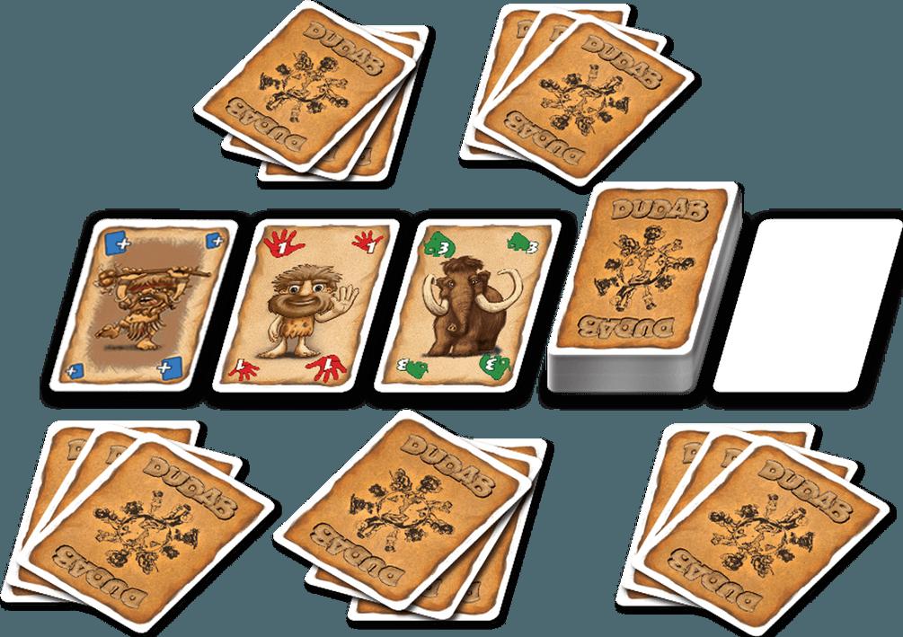 Dudab cards