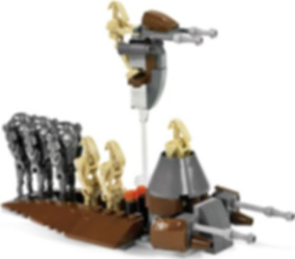 LEGO® Star Wars Droids Battle Pack components