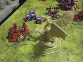 BattleLore (Second Edition): Great Dragon Reinforcement Pack miniatures