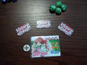 Sailor Moon Crystal: Dice Challenge components