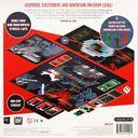 Die Hard: The Nakatomi Heist Board Game back of the box