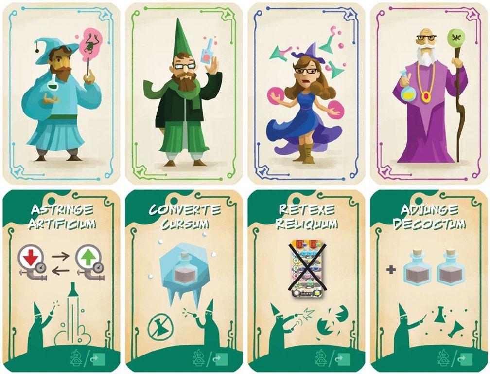 Prospectus cards