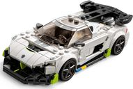LEGO® Speed Champions Koenigsegg Jesko components