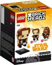 LEGO® BrickHeadz™ Han Solo™ back of the box