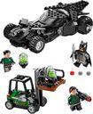 LEGO® DC Superheroes Kryptonite Interception components