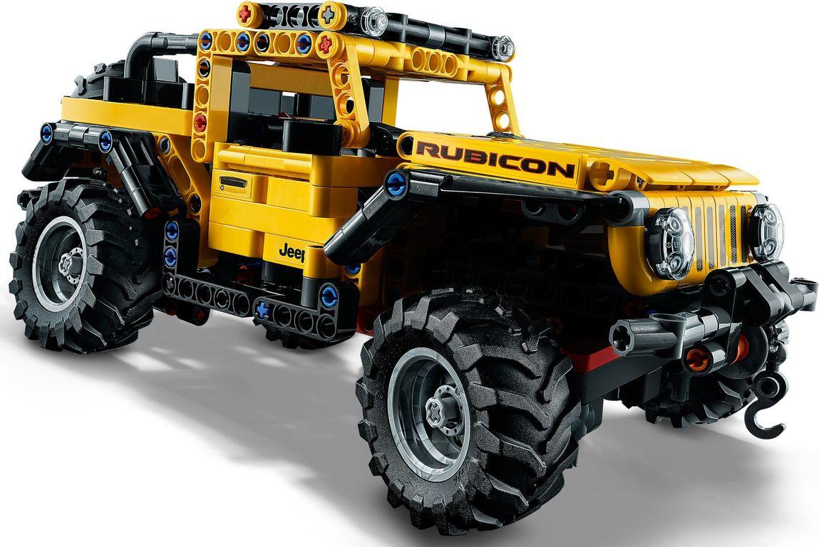 Jeep® Wrangler components