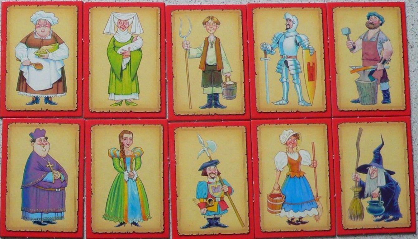Whoowasit? cards