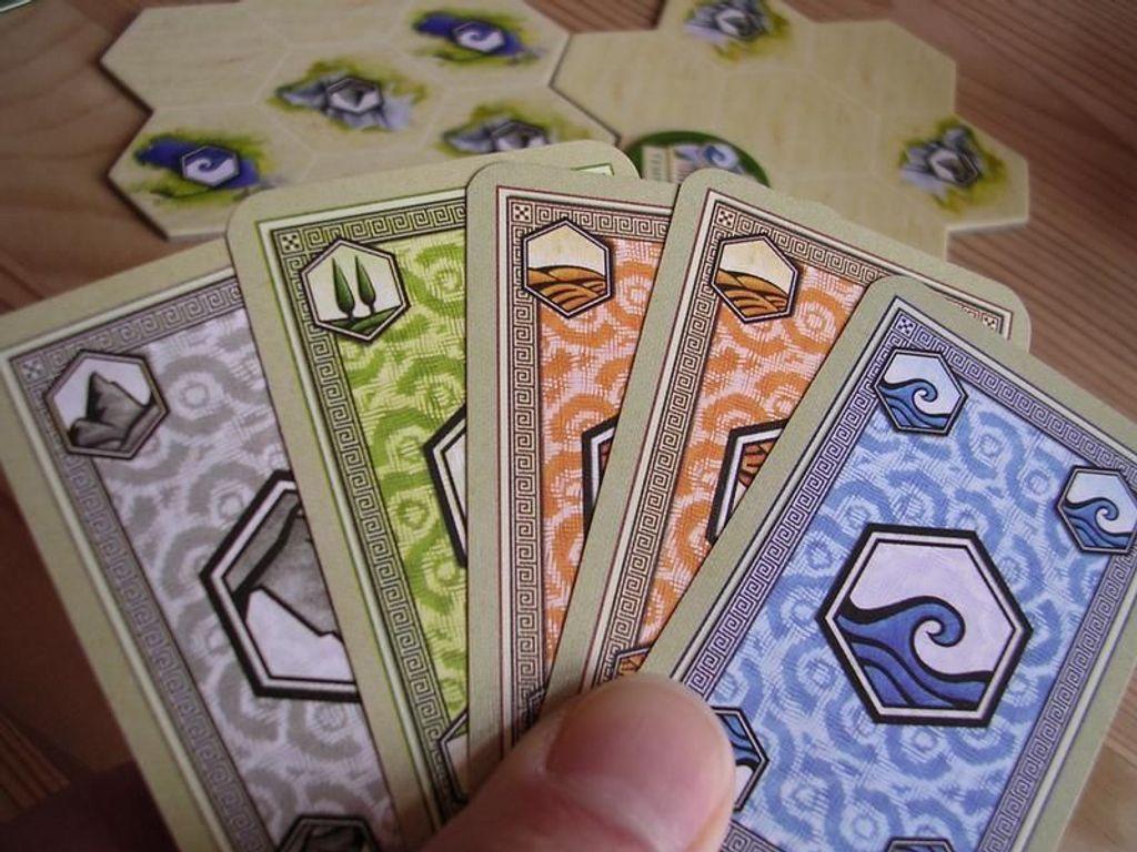 Attika cards