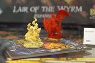 Descent: Journeys in the Dark (Second Edition) - Lair of the Wyrm miniatures