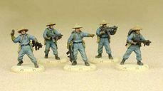 "Dust Tactics: Chinese army starter set - ""Battlegroup PLA"" miniatures"
