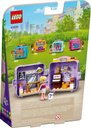 LEGO® Friends Stephanie's Ballet Cube back of the box