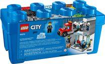Police Brick Box back of the box