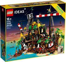 LEGO® Ideas Pirates of Barracuda Bay