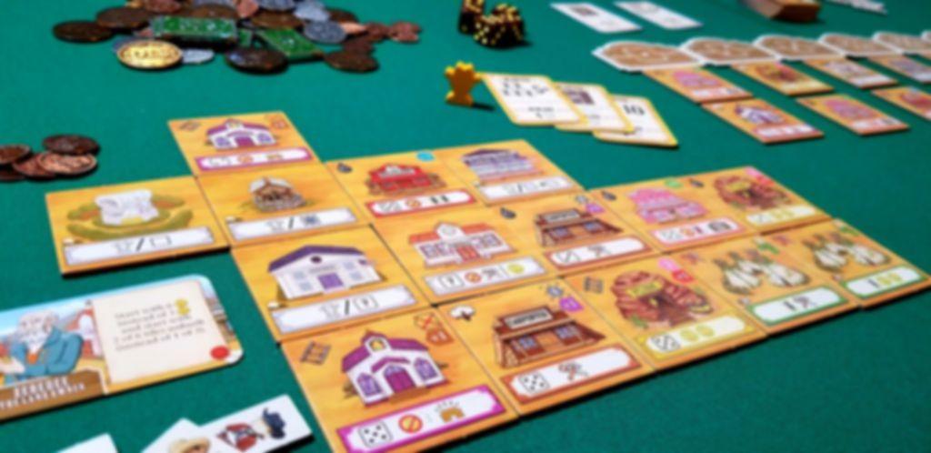 Old West Empresario speelwijze