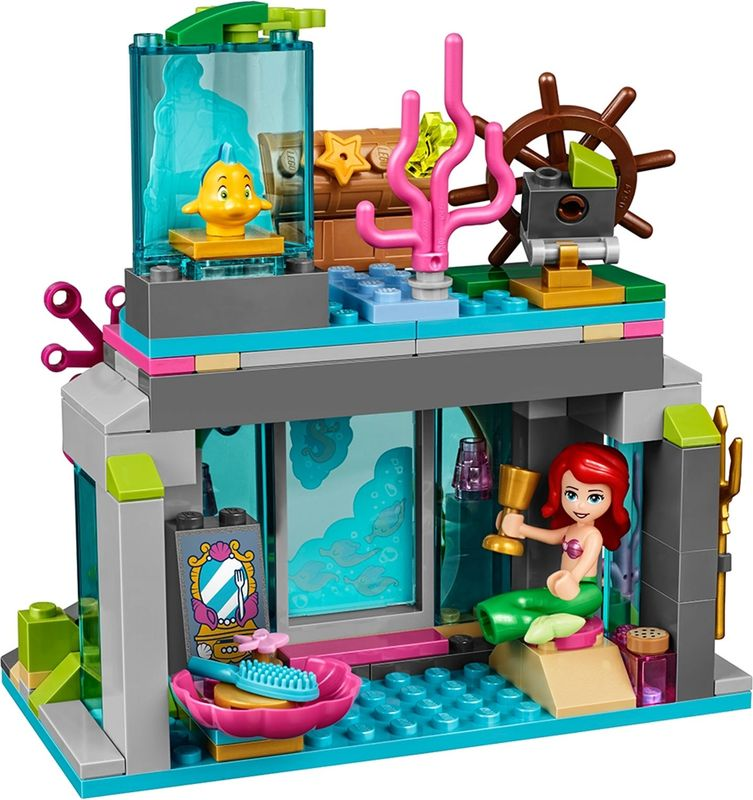 Ariel and the Magical Spell interior